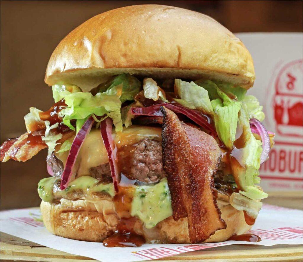 Chef's Koburger